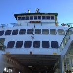 Sweet name for a ferry